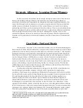 Essay on ford