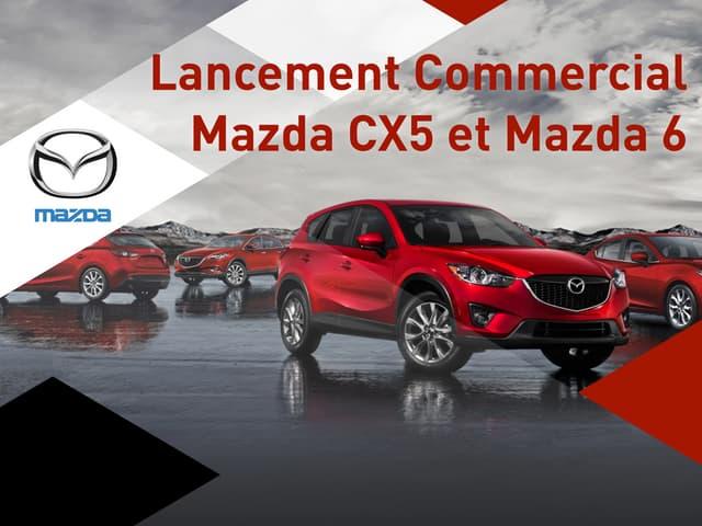 Mazda 6 & Mazda CX5