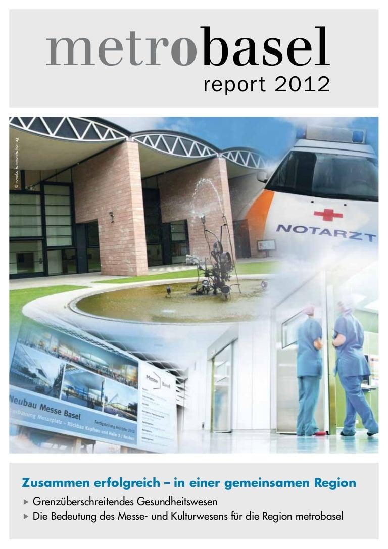 metrobasel report 2012