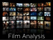 Bible+Culture 2015: Media 2. Film analysis