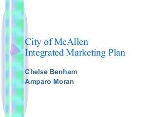Mc Allen Branding Campaign 2