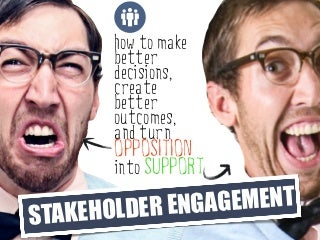 Stakeholder Engagement: Simple Steps to Better Public Consultation