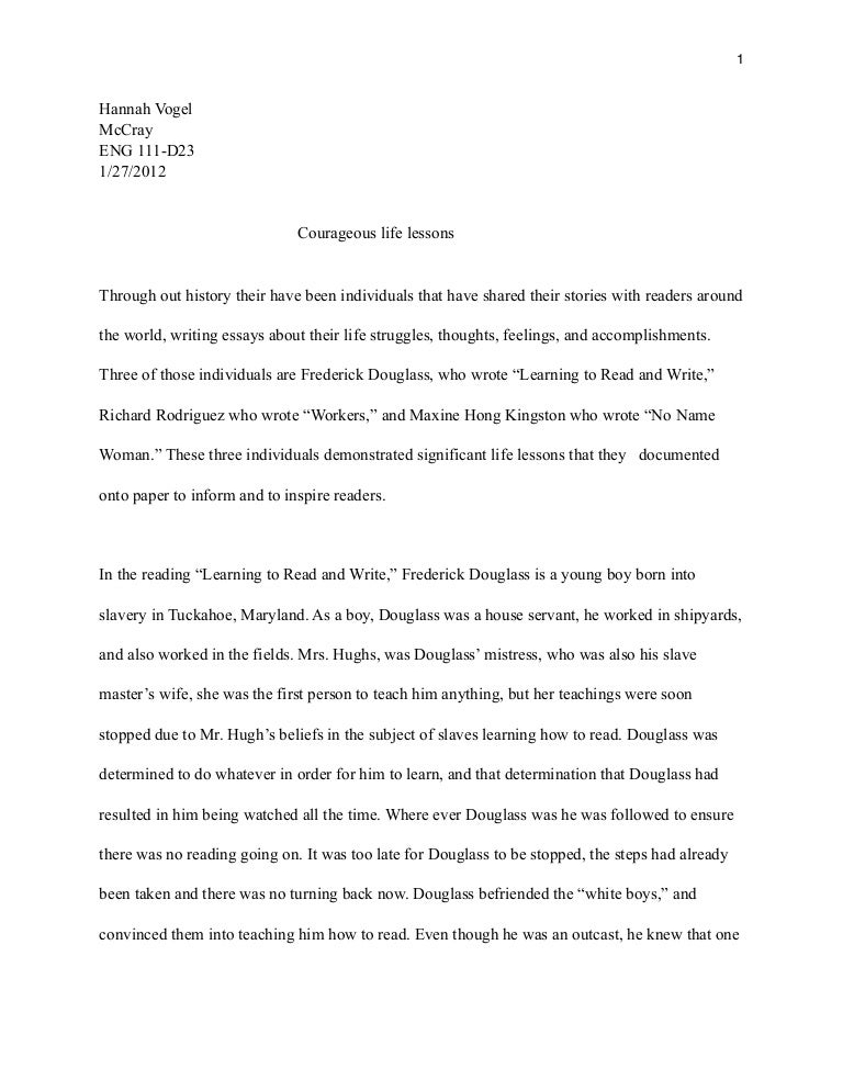 frederick douglass learning to and write essay frederick douglass essays why man creates essay writer narrative