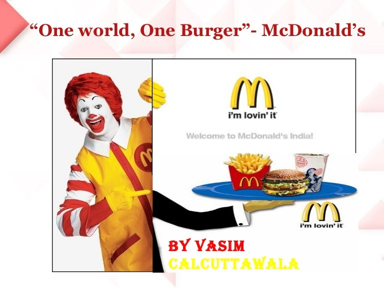 segmenting customers at mcdonalds essay Procures from local suppliers to serve its customers000 employeesindia locally owned and managed company run by indiansmc donald employing local staff  there are 169 mcdonald's family restaurants in india with about 5.
