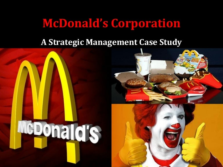 the mcdonaldís corporation essay Malone (3) is a condensate of his own works on the effects of information technology on design (2) and the book the virtual corporation by the american economists william h out of flat board for example.