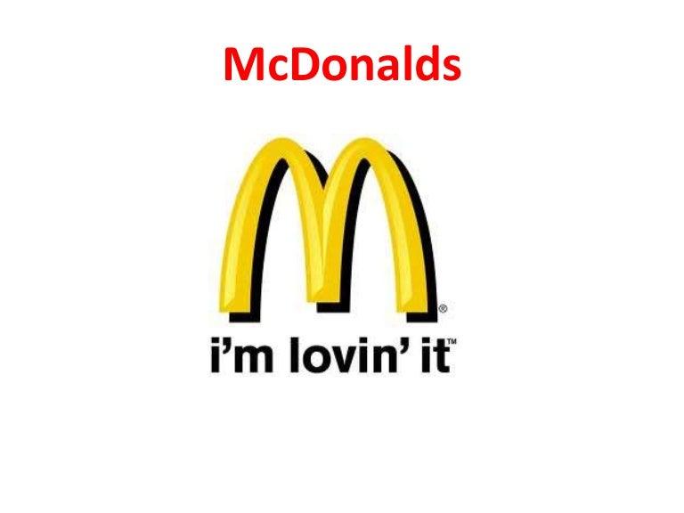 Corporate Social Responsibility of McDonald's essay