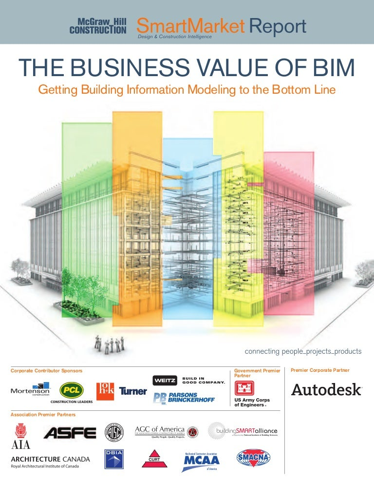 Mcgraw Hill The Business Value Of Bim
