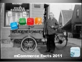 mCommerce facts 2011