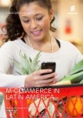 Ericsson ConsumerLab: M-commerce in Latin America