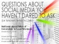 Questions About Social Media You Haven't Dared to Ask