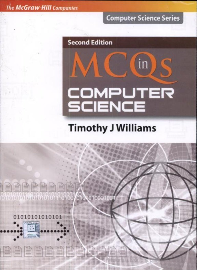 Multiple Choice Questions In Computer Science Ebook