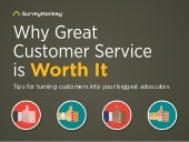 Why Great Customer Service is Worth It