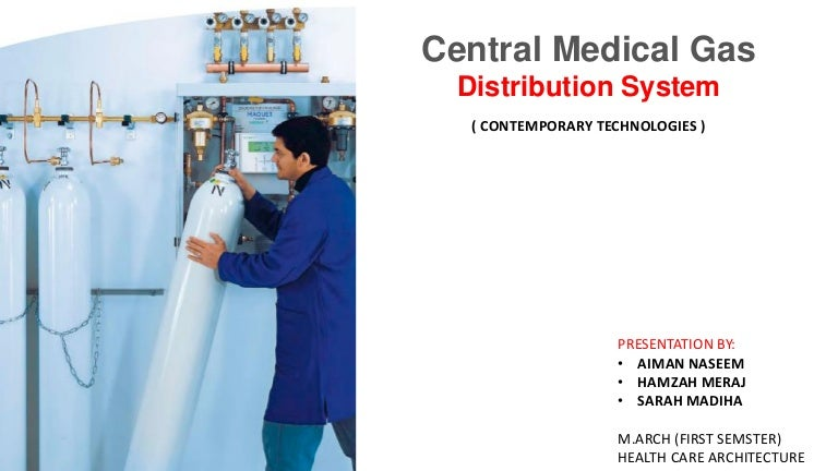 Central Medical Gas Distribution System on