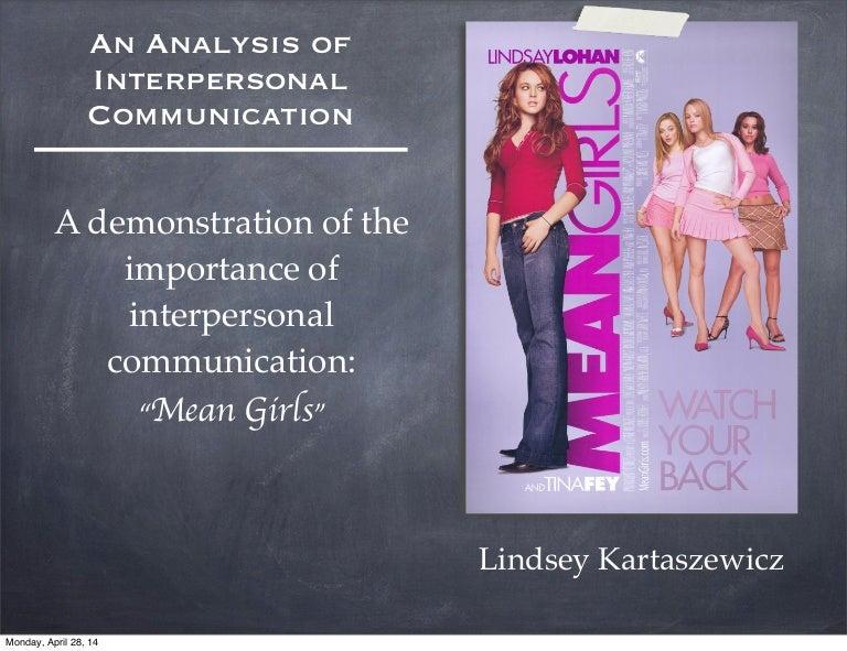 Mean girls presentation