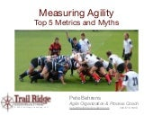 Measuring Agility: Top 5 Metrics And Myths