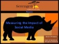 Measuring The Impact Of Social Media
