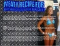 Meaty recipe for your body building diet