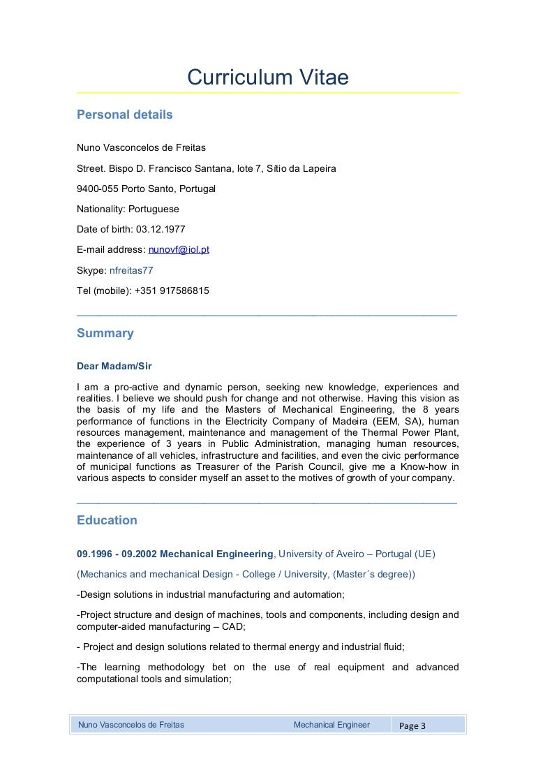 sample resume for mechanical engineer fresher sample resume mechanical engineer sample resume mechanical engineer for diploma maintenance technician - Industrial Design Engineer Sample Resume