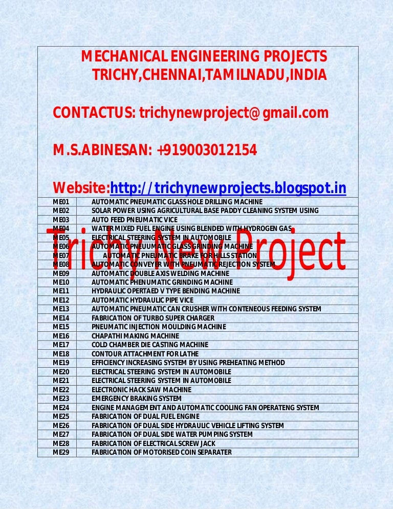 Civil Engineering Final Year Project Pdf