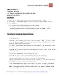 Media 21 fall 2011 research proposal template