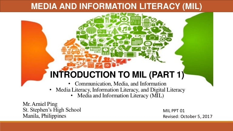 Media and information literacy mil 1 introduction to media and i fandeluxe Gallery