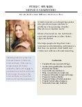 Monica Yearwood Media kit