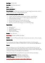 Media planning essentials training anouncement