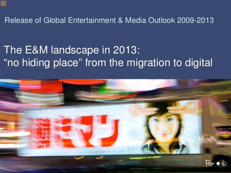 Global Entertainment and Media practice