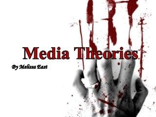 Media Theories Presentation