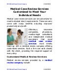 Medical case-review-services-customized-to-meet-your-individual-needs