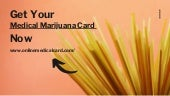 Medical Marijuana Card in San Francisco