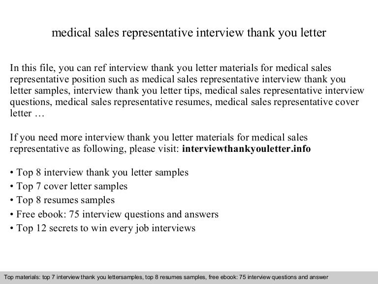medical sales representative. Resume Example. Resume CV Cover Letter