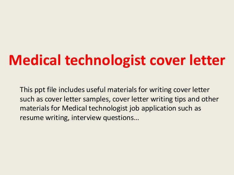 Medicaltechnologistcoverletter 140306003750 Phpapp01 Thumbnail 4?cbu003d1394066294