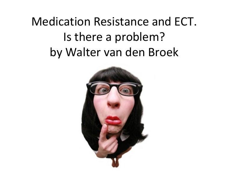 Medication Treatment Failure And Ect