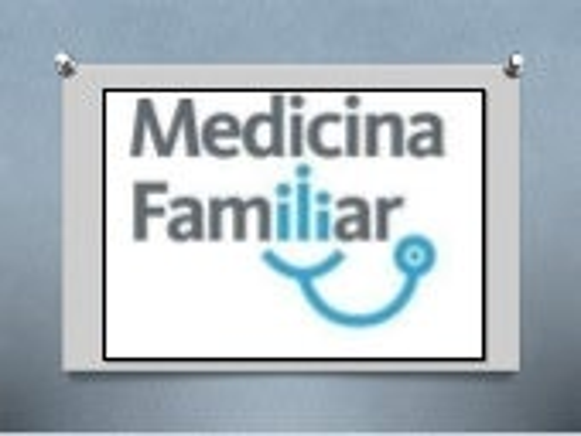 Medicina familiar- Atención Primaria en Salud