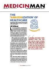 The Amazonisation of Healthcare - Start with the Customer & Work Backwards