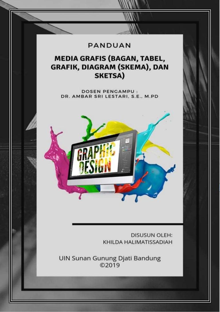 Media Grafis Bagan Tabel Grafik Diagram Skema Dan Sketsa