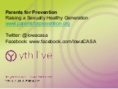 Parents for Prevention: Raising a sexually healthy generation