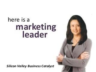 Meet Grace - Marketing Leader