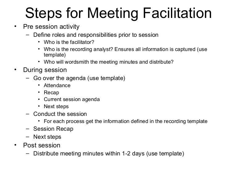Orgwide :: Three Tips to Improve your Facilitation Skills