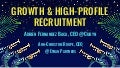 Growth & High-profile recruitment