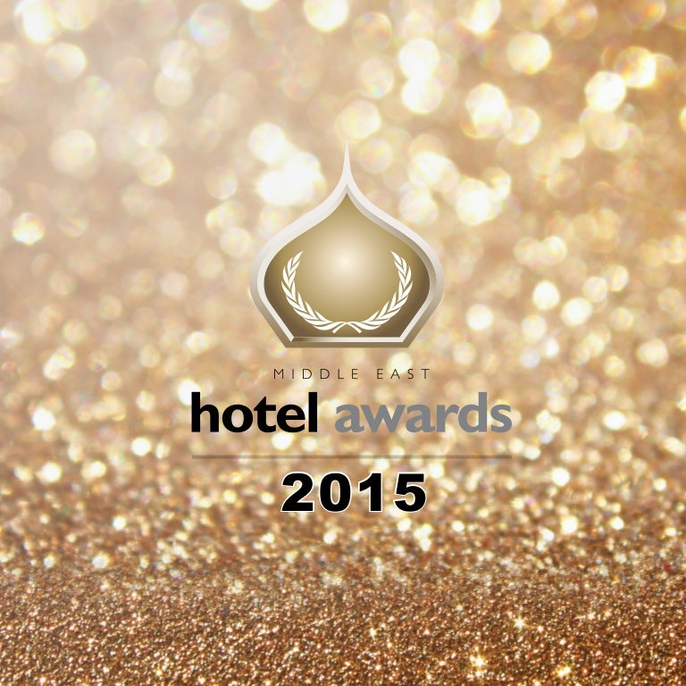 meha2015 middle east hotel awards 2015 sponsorship brochure - Yellow Hotel 2015