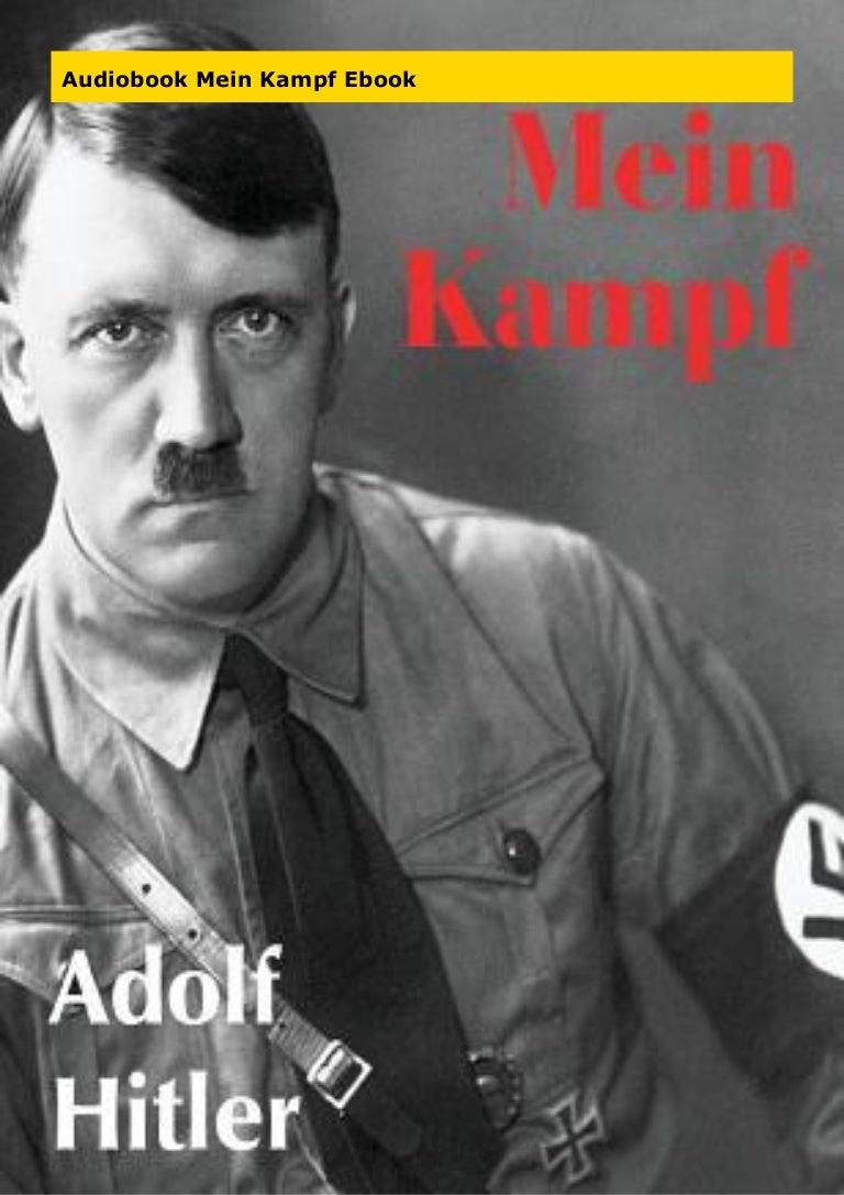 book mein audio kampf english