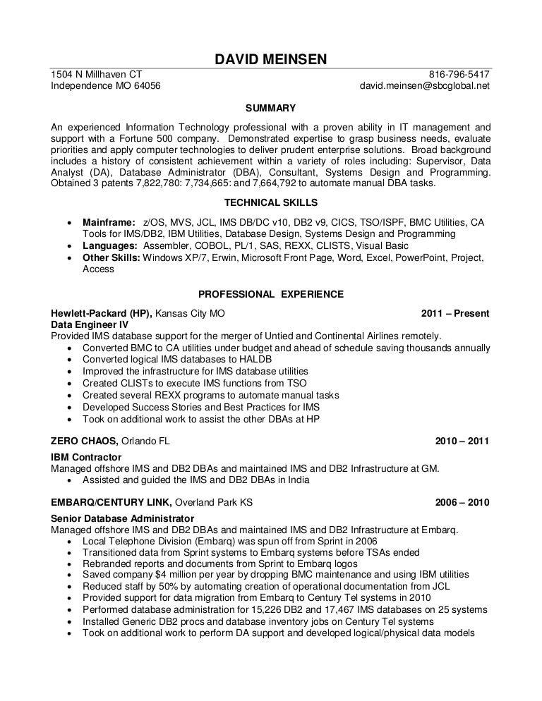 Meinsen,David Final Resume