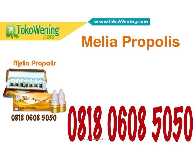 Herbal Melia Propolis, Suplemen Kesehatan Terlengkap Multi Khasiat