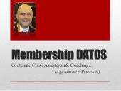 Membership DATOS