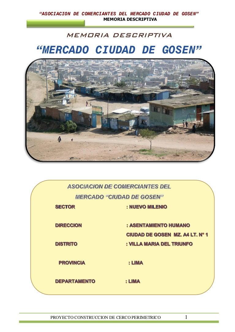 Memoria descriptiva proyecto local comercial good proyectos para licencia de actividad de local - Proyecto local comercial ...