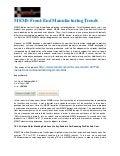 MEMS Equipment & Materials Market