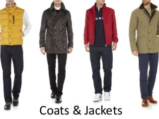 Men's Coats & Jackets - Harrods