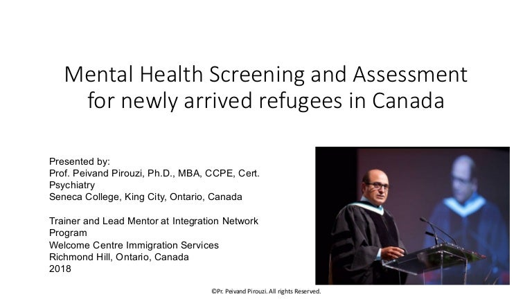 Immigration And Citizenship Canada Funded Seminar On Education And Qu
